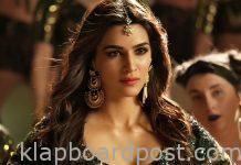 Kriti Sanon as Prabhas' wife?