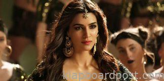 Kriti Sanon as Prabhas' wife?