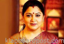 Opinion: Kushboo's flop show on day one