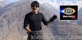 Nagarjuna in Himalayas for Wild Dog shooting
