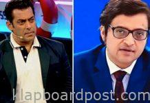 Salman's dig at Arnab is not funny