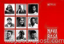 Netflix's Navarasa: a star-studded Tamil anthology in making