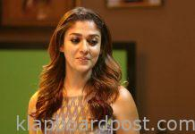 Nayantara plays visually impaired woman in Korean remake