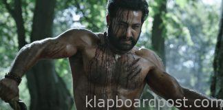Ramaraju For Bheem: Jr NTR as Komaram Bheem from RRR