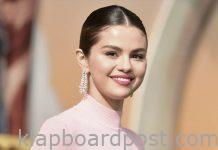 Selena Gomez to act in a psychological thriller