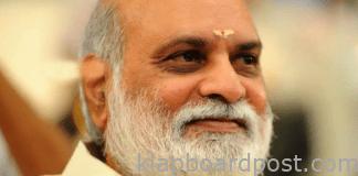 K Raghavendra Rao turns hero