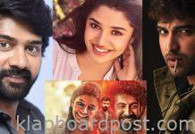 ishwaksen, Naveen Chandra, and Krithi Shetty