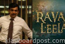 After reprising Harshad Mehta, Pratik bags Ravan Leela