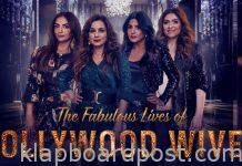 Fabulous Lives of Bollywood Wives Review - Not a Fabulous show on Bollywood celebrities