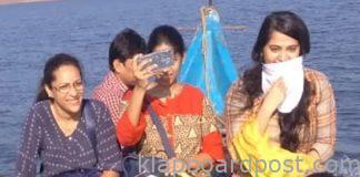 Anushka's Polavaramgo viral on social media
