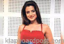 Ameesha Patel looking at Tollywood comeback once again
