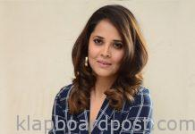 Anasuya Bharadwaj gets a second chance!