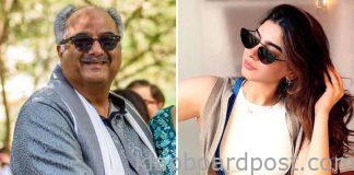 Boney kapoor says khushi to make acting debut soon