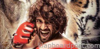 Vijay Deverakonda 'Liger' first look
