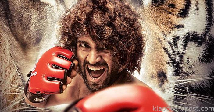 Vijay Deverakonda 'Liger' first look