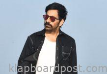 Why is Ravi Teja not caring about Krack?