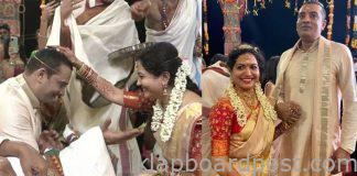 Katti Mahesh's response on Singer Sunita's wedding