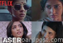Netflix -'Pitta Kathalu' Teaser