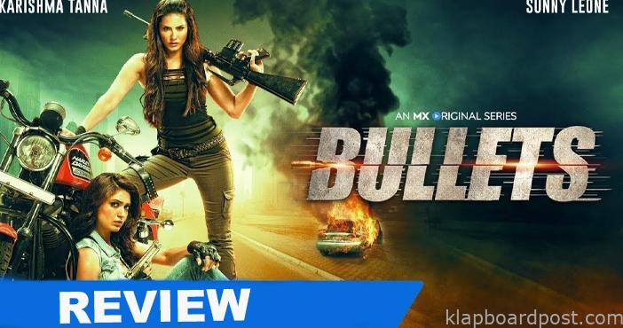 Review - Bullets - Filthy and Aimless