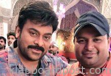 Thaman reduces his fee for Chiru's Lucifer remake