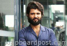 Unnecessary tweet from Vijay Devarakonda?