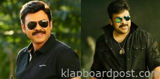 Venkatesh's screen-wife becomes Chiranjeevi's screen-sister