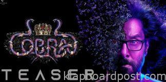 Vikram 'Cobra' Teaser