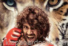 Vijay Devarakonda in and as LIGER in Puri's next