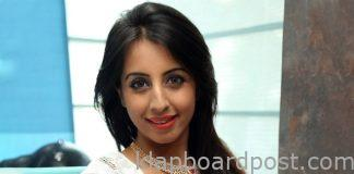 Sanjjanaa planning to make a strong comeback