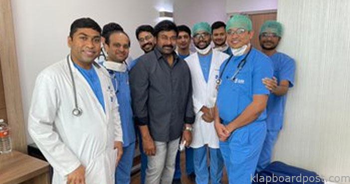 Chiranjeevi praises to aig hospital doctors
