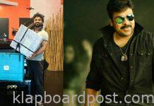 Chiranjeevi special gift uppena actress krithi shetty and DSP