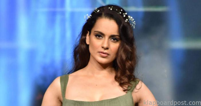 Kangana slams Twitter for shadow banning her