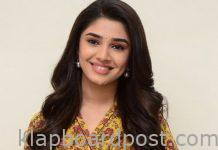 Kriti Shetty signs a biggie- Charges a bomb