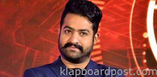 NTR shooting under this director for his TV show