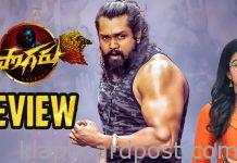 Review - Pogaru - Bland and over the top