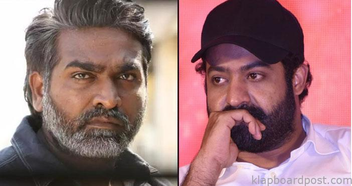 Vijay Sethupathi as the villain in NTR-Trivikram movie