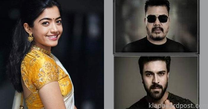 Rashmika in Ramcharan-Shanker movie