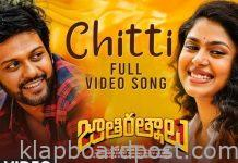 Chitti Full Video Song | Jathi Ratnalu
