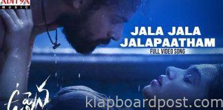 Jala Jala Jalapaatham Full Video Song From Uppena​