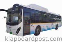 Olectra Electric Buses in Goa
