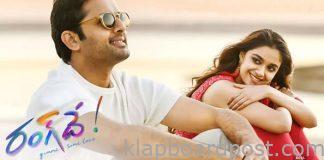 Nithiin and Keerthy Suresh 'Rang De' Movie Review