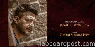 Star Bengali actor joins Nani's Shyam Singha Roy