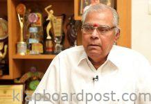 Kota Srinivasa Rao asking for films offer