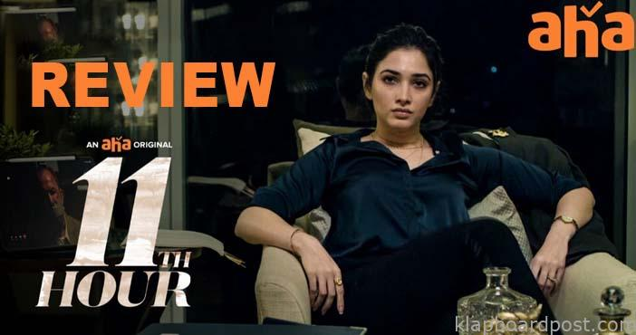 11th Hours Review - An OTT series with insipid Narration