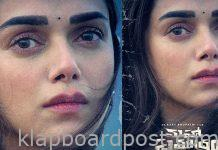 Aditi Rao Hydari first look from 'Maha Samudram'