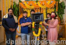 Akhil Akkineni's Agent Movie Launch