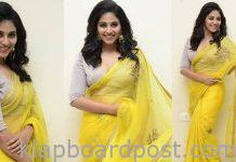 Anjali At Vakeelsaab Pre Release Event