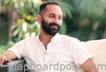 Fahad Faasil roped for yet another crazy project with stars hero