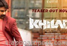 Khiladi teaser - Ravi Teja impresses in a unique thriller