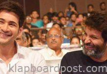 Mahesh Babu-Trivikram film from this August?